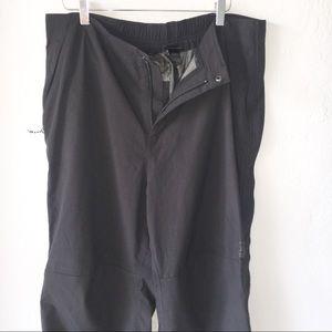 ❄️ REI Men's Full Zip Rain Pants XL Length 32